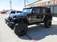 SOLD 2014 Black Mountain Conversions Rubicon Edition UL Stock# 248122