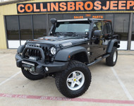 SOLD 2014 Jeep Wrangler Unlimited AEV Crew Cab Sport Stock# 106590