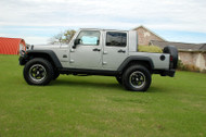 SOLD 2014 Black Mountain JK Unlimited Crew Cab Wrangler Stock# 106594