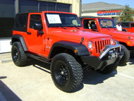 SOLD 2008 Jeep Wrangler Sport Stock# 547132