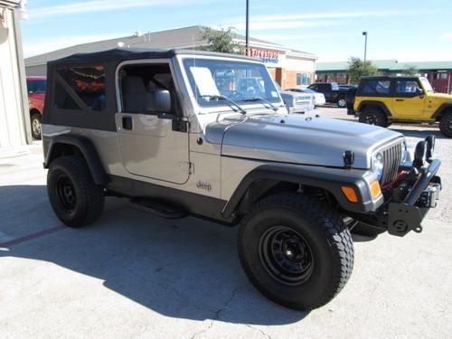 Sold 2005 Jeep Tj Wrangler Lj Unlimited Khaki Stock