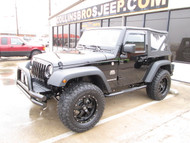 SOLD  2015 Black Mountain Conversions 2DR Jeep Wrangler Stock# 596130