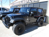 SOLD  2015 Black Mountain Conversions 2DR Jeep Wrangler Stock# 590438