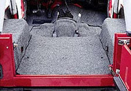 76-95 CJ7/YJ Charcoal Carpet Kit (Velcro)