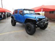 SOLD 2015 Black Mountain Conversions Unlimited Jeep Wrangler Stock# 604470