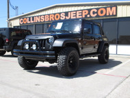 SOLD 2015 Black Mountain Conversions Unlimited Jeep Wrangler Stock# 590436