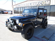 SOLD 2001 Jeep Wrangler TJ Black Stock# 315942-A