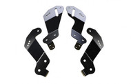 AEV JK Geometry Correction Front Control Arm Drop Brackets