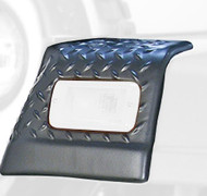 '97-'06 TJ/LJ Body Armor Front Fender Guards (PAIR)