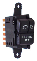 '87-'95 YJ Headlight Switch