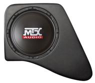 """'07-Current JKU MTX Audio 10"""" Sub Enclosure (NO Amp)"""