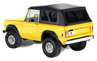 '66-'77 Ford Early Bronco Supertop w/o doors (Black Crush)