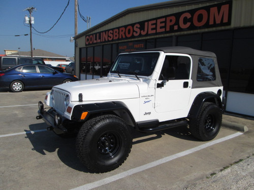 Sold 1997 Jeep Wrangler Tj Sport Stock 546556 Collins