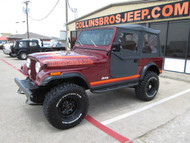 SOLD 1981 Jeep CJ-7 Renegade Edition Stock# 040670