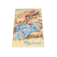 1979 CJ Owners Manual