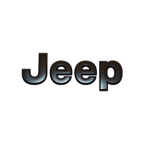 "Aev Jeep For Sale >> '07-Current JK ""Jeep"" Emblem (Black) – CBJeep"