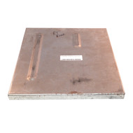 CJ8 Bed Floor Corner Panel (Right Rear)