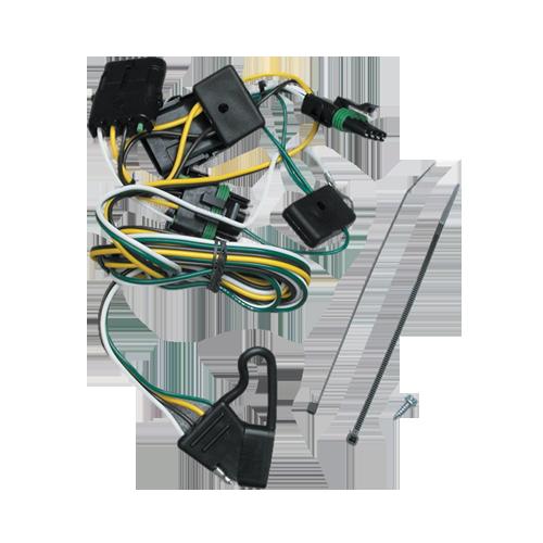 39 91 39 97 yj tj trailer wiring harness cbjeep. Black Bedroom Furniture Sets. Home Design Ideas