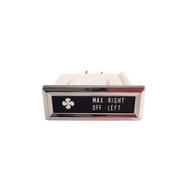 '76-'86 CJ Fan Dash Indicator Light