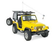 Lange '76-'06 CJ/YJ/TJ Hoist-A-Top (Manual)