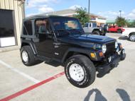 Sold 2001 Jeep TJ Wrangler Sport Stock# 368362