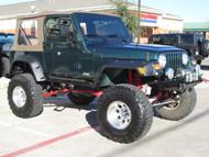 SOLD 2001 Jeep TJ Wrangler Sport Stock# 324997