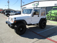 SOLD 1997 Jeep Wrangler TJ Stock# 545715