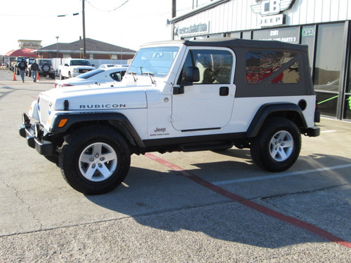 SOLD 2005 Jeep Wrangler LJ Rubicon Unlimited Stock# 346905 ...
