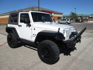 SOLD 2007 Jeep JK Wrangler 2Door rockcrawler Stock# 178201