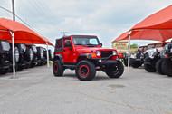 SOLD 2004 Jeep TJ Wrangler X Edition Stock# 733804