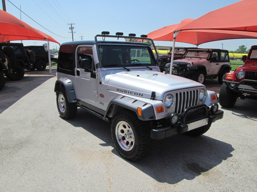 Aev Jeep For Sale >> SOLD 2003 Jeep Wrangler Tomb Raider Edition Rubicon Stock ...