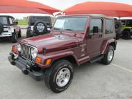 SOLD 2001 Jeep TJ Wrangler Sahara Edition Stock# 366810