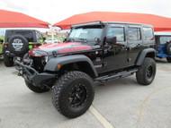 SOLD 2016 Black Mountain Conversions JKU Jeep Wrangler Stock# 272136