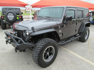 SOLD 2016 Black Mountain Conversions JKU Jeep Wrangler Stock# 272144