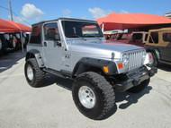 SOLD 2003 Jeep TJ Wrangler X Stock#304593