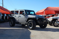 SOLD 2017 Black Mountain Conversions Unlimited Jeep Wrangler Stock# 526626