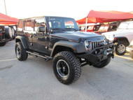 SOLD 2017 Black Mountain Conversions Unlimited Jeep Wrangler Stock# 534362