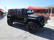 2017 Black Mountain Conversions Unlimited Jeep Wrangler Stock# 621104