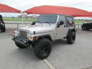 SOLD 2005 Jeep Wrangler LJ Unlimited Stock# 357929