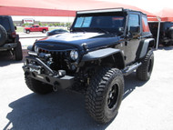 2017 Black Mountain Conversions Rubicon Jeep Wrangler Stock# 640538