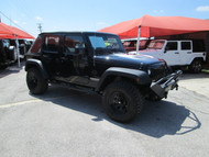 Sold 2017 Black Mountain Conversions Unlimited Jeep Wrangler Stock# 640535