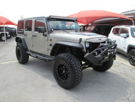 SOLD 2017 Black Mountain Conversions Unlimited Jeep Wrangler Stock# 649410