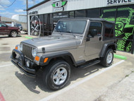 SOLD 2003 Jeep Wrangler Sport Edition Stock# 349869