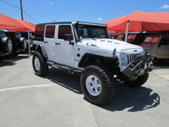 SOLD 2017 Black Mountain Conversions Unlimited Jeep Wrangler Stock# 616284
