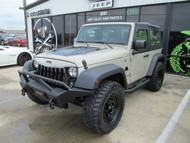 Sold 2017 Black Mountain Conversions 2 Door Jeep Wrangler Stock# 653919