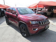 2017 Jeep Grand Cherokee Laredo Black Mountain Edition Stock# 784894