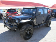 2014 Jeep Wrangler Unlimited Sport Edition Stock# 248119A
