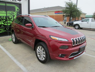 2017 Jeep Cherokee Overland 4x4 Stock# 525254 SALE PRICED! $10k discount