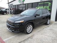 2017 Jeep Cherokee Overland FWD Stock# 619772 SALE PRICED $10k discount