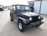 SOLD 1999 Jeep Wrangler Stock# 462360